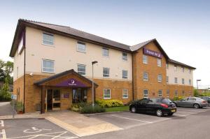 Premier Inn Wakefield City North in Wakefield, West Yorkshire, England