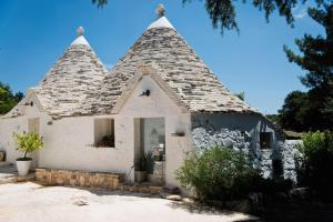 Trulli&Stelle B&B, Country houses  Noci - big - 5