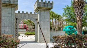 Windsor Retreat - Three Bedroom Condominium 303, Apartmány  Orlando - big - 5