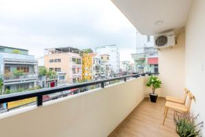 Chy Chy Saigon Hostel, Economy hotels  Ho Chi Minh City - big - 25