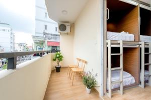 Chy Chy Saigon Hostel, Economy hotels  Ho Chi Minh City - big - 11