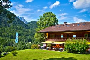 Hotel & Chalets Lampllehen