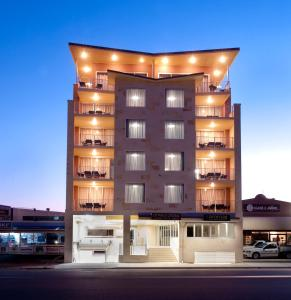 CBD Executive Apartments, Apartmánové hotely  Rockhampton - big - 38
