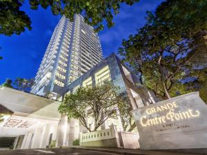 отель Grande Centre Point Hotel Ploenchit, Бангкок