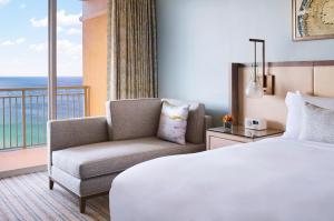 King or Double Room with Club Lounge Access - Island View