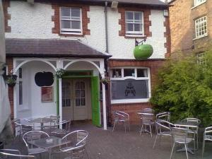 The Bramley Apple Inn in Southwell, Nottinghamshire, England