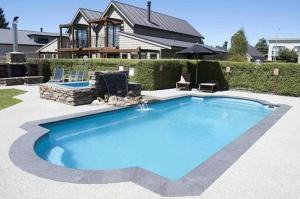 Luxury on Lansdown, Apartmanok  Wanaka - big - 28