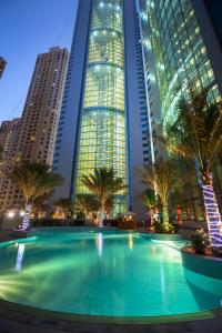 Lodging JA Oasis Beach Tower Apartments, Dubai