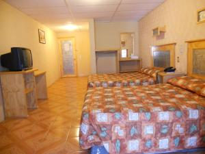 Standard Double Room with Two Double Beds (4 Adults)
