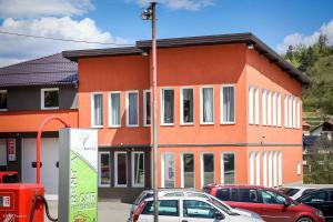 Becar Pyramid Rooms, Bed and breakfasts  Visoko - big - 22