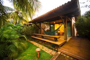 Bungalow with Garden View - King Size Bed