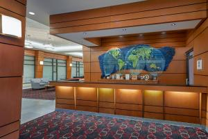 Four Points by Sheraton Vancouver Airport, Отели  Ричмонд - big - 23