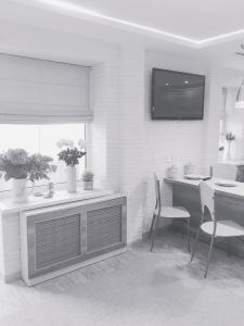Studio Luxe on Victory Street in the city center, Apartmány  Vinnycja - big - 27