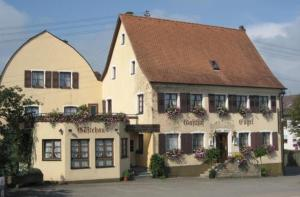 Gasthof Engel: hotels Dottingen - Pensionhotel - Hotels