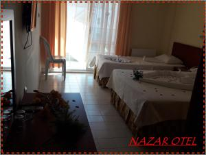 Nazar Hotel, Hotely  Didim - big - 9