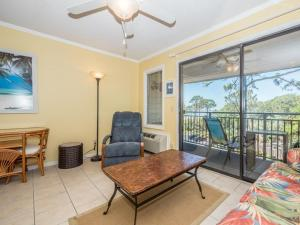 Seaside Villa 379 - One Bedroom Condominium, Ferienwohnungen  Hilton Head Island - big - 3