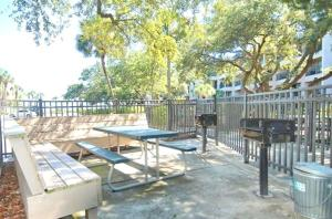 Seaside Villa 379 - One Bedroom Condominium, Ferienwohnungen  Hilton Head Island - big - 16