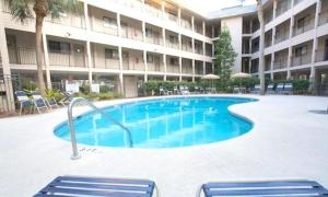 Seaside Villa 379 - One Bedroom Condominium, Ferienwohnungen  Hilton Head Island - big - 14