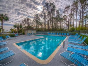 Beach and Tennis Admirals Row 412 - Two Bedroom Condominium, Apartmány  Hilton Head Island - big - 28