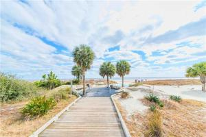Beach and Tennis Admirals Row 412 - Two Bedroom Condominium, Apartmány  Hilton Head Island - big - 35