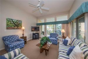 Beachside Tennis 1895 - Two Bedroom Condominium, Ferienwohnungen  Hilton Head Island - big - 13