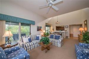 Beachside Tennis 1895 - Two Bedroom Condominium, Ferienwohnungen  Hilton Head Island - big - 12