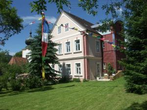 Romantik-Villa LebensART, Apartments  Reichenfels - big - 44