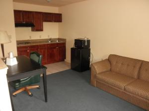 Deluxe Suite with Sofa Bed