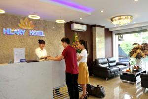 Hilary Hotel, Hotels  Da Nang - big - 23