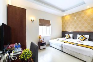 Hilary Hotel, Hotels  Da Nang - big - 24
