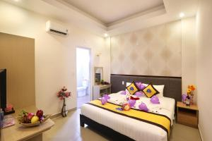 Hilary Hotel, Hotels  Da Nang - big - 2