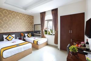 Hilary Hotel, Hotels  Da Nang - big - 3