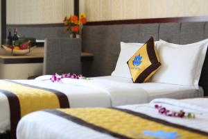 Hilary Hotel, Hotels  Da Nang - big - 1