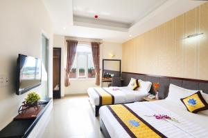 Hilary Hotel, Hotels  Da Nang - big - 6