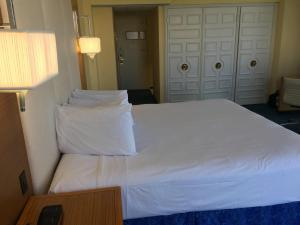 Junior King Suite with Partial Ocean View