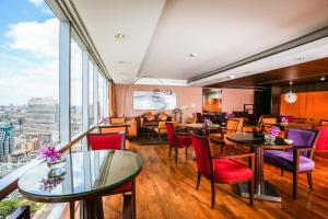 Apartmá Executive s přístupem do salonku Executive Lounge