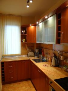 Orange Apartment, Apartmanok  Veliko Tarnovo - big - 4