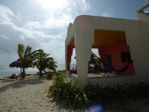 Double or Twin Room with Kitchenette - Beachfront