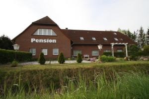 Pension vorm Darß