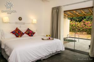 Double Room with Garden View and Jacuzzi