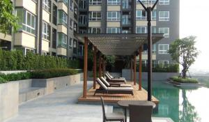 1BR in U Delight at Huamak Station, Ferienwohnungen  Bang Kapi - big - 17