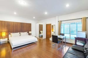 The Boonareya Court By Favstay, Apartmány  Bangkok - big - 9