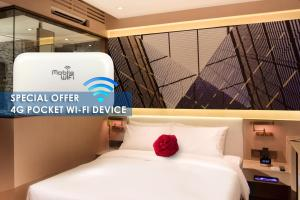 Superior Room with 4G Pocket Wi-Fi Device