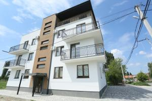 Apartments on Leva st., Appartamenti  Berehove - big - 9