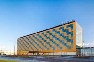 Отель Hilton Saint Petersburg Expoforum, Санкт-Петербург