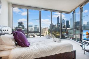 MJ Shortstay Whiteman St Apartment, Apartmanok  Melbourne - big - 9