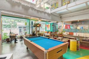 Saladaeng Gallery Hostel By Favstay, Apartmanok  Bangkok - big - 22