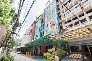 Saladaeng Gallery Hostel By Favstay, Apartmanok  Bangkok - big - 28