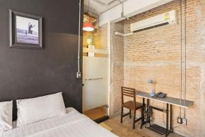 Saladaeng Gallery Hostel By Favstay, Apartmány  Bangkok - big - 3