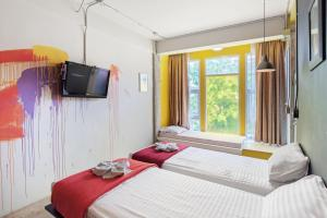 Saladaeng Gallery Hostel By Favstay, Apartmanok  Bangkok - big - 11